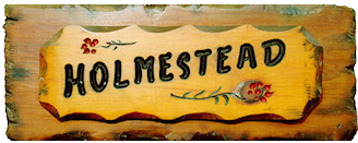 Welcome to The HOLMESTEAD